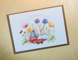 Verrassingsbox grote en kleine kaarten