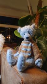 Handgemaakte teddybeer  22 cm