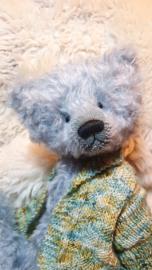 Handgemaakte teddybeer 32 cm