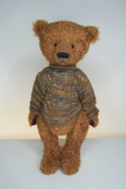Handgemaakte teddybeer Jacob