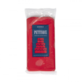 Pettinice   Fondant rood 250g