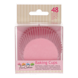 FC | Baking cups Light Pink