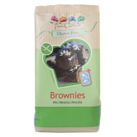 Funcakes | Mix voor Brownies Glutenvrij