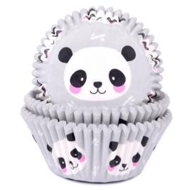 HoM   Baking Cups Panda pk/50
