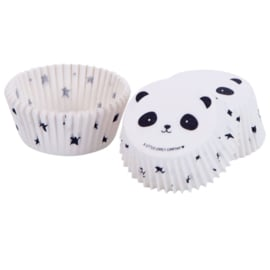 ALLC | Baking cups Panda