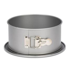 Patisse | 18x9 Silver-top Springvorm Hoge rand