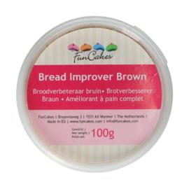 Funcakes | Broodverbeteraar bruin 100g