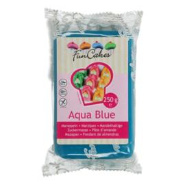 FunCakes | Marsepein aqua blue 250g