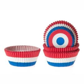 HoM   Baking cups Nederland (set/50) (normaal)