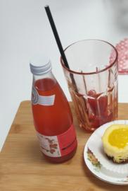 Fruitwater met vers fruit