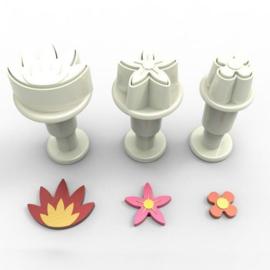 DekoFee | Plunger Cutters mini Flowers