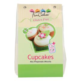 Funcakes | Mix voor Cupcakes Glutenvrij 500g