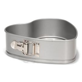 Patisse | Silver-Top Hart springvorm 20cm