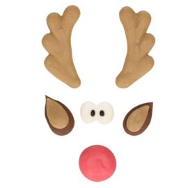 FunCakes | Suikerdecoratie Rudolph