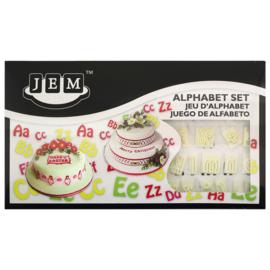 JEM Alphabet Set/64