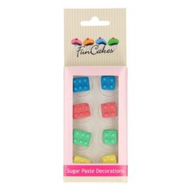 Funcakes | suikerfiguren bouwsteentjes/8