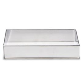 Patisse | Verstelbaar bakframe rechthoek 25x46