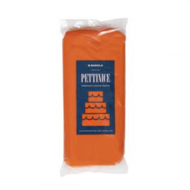 Pettinice   Fondant Oranje 250g