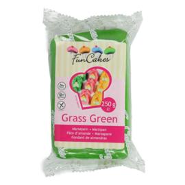 FUnCakes | Marsepein grass green