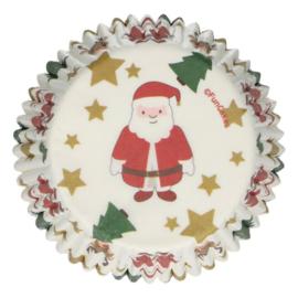 FunCakes   Baking Cups Kerst (set/48)