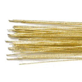 Culpitt | wires for sugar flowers Gold (50-24g)