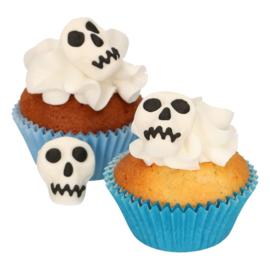 Funcakes | suikerfiguren Doodshoofden/8