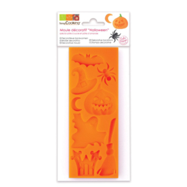 Scrapcooking | Halloween mould