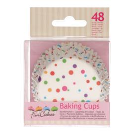 FC | Baking Cups Confetti