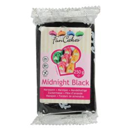 FunCakes | Marsepein midnight black 250g