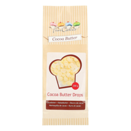 Funcakes   Cacaoboter drops