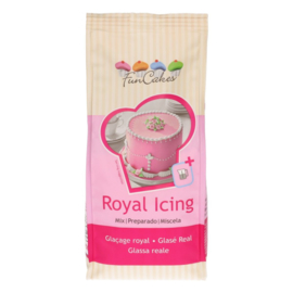 Funcakes | Mix voor Royal Icing 450g