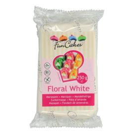 FunCakes | Marsepein floral white 250 g