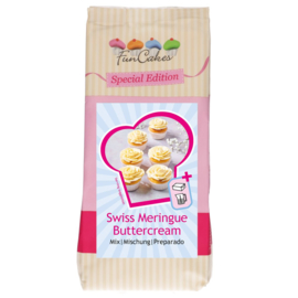 FunCake | Swiss Meringue Buttercream