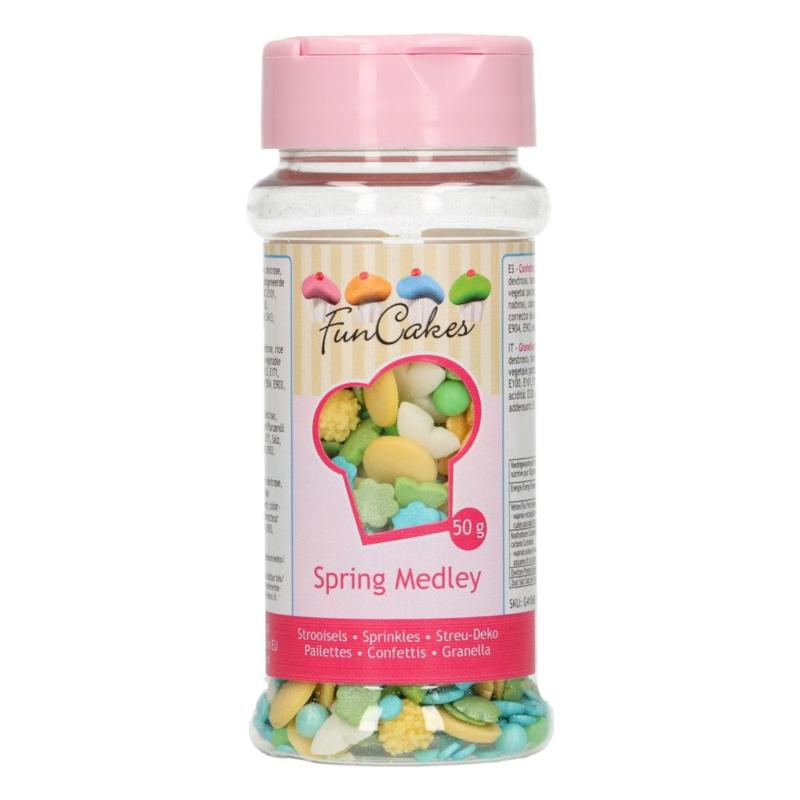 Funcakes | Sprinkle medley Spring