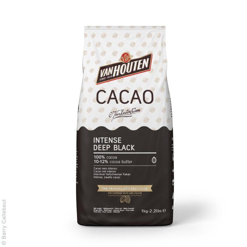 Van Houten | Intense Deep Black Cacaopoeder 1kg