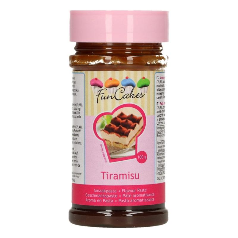Funcakes | Smaakstof Tiramisu