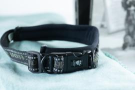 Hurtta halsband zwart