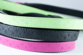 Karlie Art Leather hondenriem