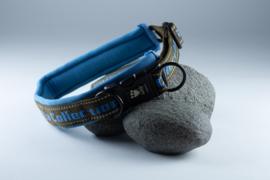 Hurtta halsband blauw