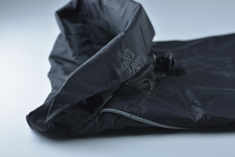 Hurtta regenjas, zwart