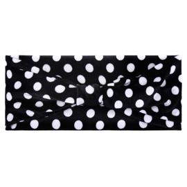 Haarband Velvet Dots