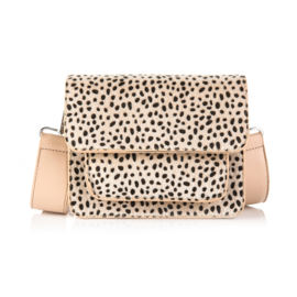 Tas Cheetah All Over Beige