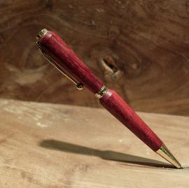Padoek pen - Barthwoodworks.nl