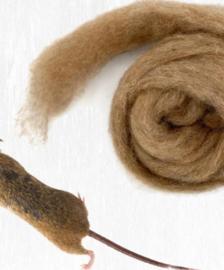 Corriedale muis- mouse  per 25 gram