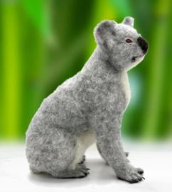 Nieuwe Naaldviltpakket (engelstalig) per pakket Koko de Koala
