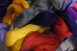 Online workshop wolletjes en vezels