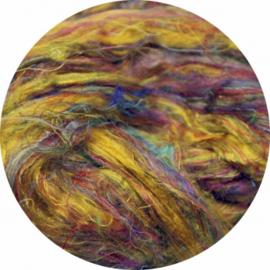 Sarizijde zijde per 10 gram melange  oker