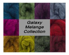 Kleurenset Corriedale Galaxy