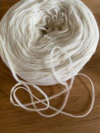 Wol Voorgaren wit per 10 gram