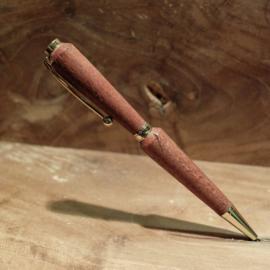 Merbau pen - Barthwoodworks.nl